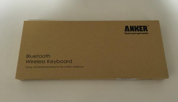 Anker keyboard bt mac 5