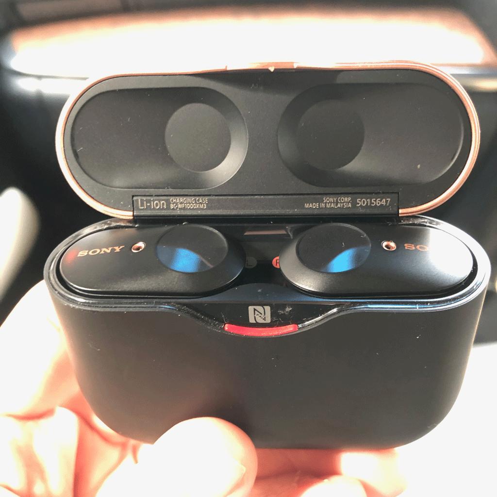 Sony WF 1000XM3 1